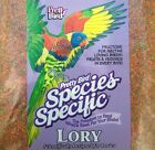 LORY pellets, Lories, Lorikeets food, healthy diet, PRETTY BIRD PELLETS Parrots