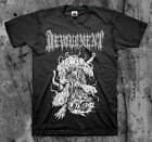 Devourment 'Victims' T shirt Aborted goregrind relapse carnage entombed