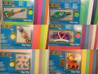 Kid's 3D Text-ur Foam Pack - Choice of Color Pack