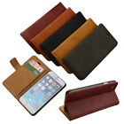 "Retro Vintage Flip Leather Slim Wallet Card Case Cover For Apple 4.7"" iPhone 6"