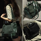 FAST New Designer Large Womens PU Leather Style Tote Shoulder Bag Handbag Ladies