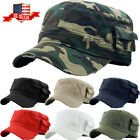 Kyпить Military Hat Army Cadet Patrol Castro Cap Men Women Golf Driving Summer Castro на еВаy.соm