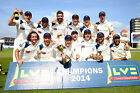 YORKSHIRE COUNTY CRICKET CLUB 2014 COUNTY CHAMPIONS 02 (CRICKET) PHOTO PRINT