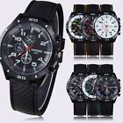 Luxury Mens Military Army Sport luminous Hands Quartz Waterproof Wrist Watch FI