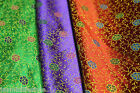 Lucido Cinese Artificiale Seta Brocade Costume Curtain Floreale Tessuto