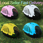 Large Pet Dog Cat Travel Portable Carrier Crate Cage Bag House Removable Plastic