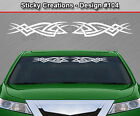 Design #104 Tribal Celtic Knot Windshield Decal Window Sticker Vinyl Graphic Car
