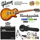 Rocksmith 2014 + Gibson Les Paul (Ltd Ed) + VOX Valve Amp Bundle **BRAND NEW**