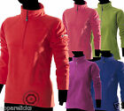 Berghaus Half Zip Top PullOver Women's Plain Fleece 5 Colours All Sizes 33720