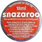 PROFESSIONAL SNAZAROO ORANGE FACE PAINTING 18ml, DRESS OOMPA LOOMPA UMPA LUMPA