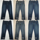 """Tommy Hilfiger,Men's Jeans,""""FREEDOM"""" Easy Fit,Straight Leg,New with Tag"""