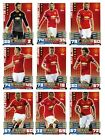 Match Attax 2014/15 Trading Cards (Man United-Base) 182-198