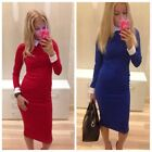 Hot Sexy Slim Women Bodycon Cocktail Party Evening Clubwear Bandage Pencil Dress