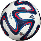 adidas WC World Cup 2014 Brazuca RUSSIA  Soccer Ball Brand New White / Red