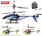 Syma S32 S032G 2.4Ghz 3 Ch Indoor Outdoor Radio Controlled Gyro RC Helicopter