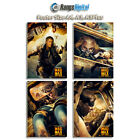 Mad Max Fury Road 2015 HD Photo Poster Pack RD-5023-001 (A4-A3-A3Plus)