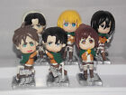 Attack on Titan Japanese Anime Figures – BOXED