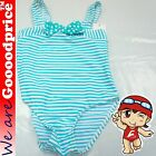 Baby Child Bathing Swimwear 3 Pieces Suit Girl Custom Cap Short Style