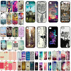 Beautiful Various Hot Pattern Hard Case Cover Skin For iPhone 4 4S 5 5S 6 6Plus
