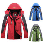 New Men's Winter Outwear Ski Snow Waterproof Climbing Hiking Outdoor Jacket Coat