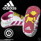 ADIDAS DISNEY WINNIE & FRIENDS VELCRO GIRLS INFANT BABY SHOES SOFT SOLE - G45599