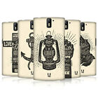 HEAD CASE DESIGNS BIBLICAL VINTAGE BADGES CASE COVER FOR ONEPLUS ONE