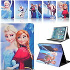 2015 Popular Frozen Characters Smart PU Leather Case Cover for iPad Mini  1 2 3