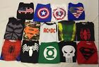 Under Armour Alter Ego Superhero Compression Shirt Marvel DC Men's NEW NWT