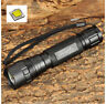 UltraFire WF-501B CREE XM-L2 U2 LED 1000LM 1 Mode Flashlight Torch With Strap