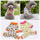 New High Quality Cute Dog Shirt Pet Monkey Clothes Pajamas Jumpsuit Coat Apparel