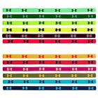 2015 Ladies Under Armour Mini Headbands Womens-Pack of 6
