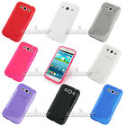 S-line Rubber Gel TPU Silicone Case Skin Cover for Samsung Galaxy Win i8552