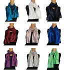 Ladies / Womens Gorgeous Crushed Velvet Scarf 20 Colours Winter Accessory