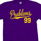 jay z 99 problems - 99 Problems Script Tail Shirt - Baseball Jay-Z Jersey Tee - All Sizes