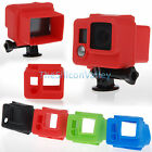 Soft Silicone Dustproof Case Cover Skin for GoPro 3+ 4 Waterproof Housing Skin