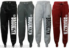 New Womens Ladies Brooklyn 76 Athletic Sports Tracksuit Jogging Bottoms Size8-14