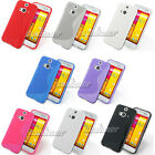 Silicone S-line Gel Rubber pure and soft TPU Skin Case Cover for HTC B810X
