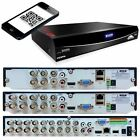 KGuard Easy Link 4 8 16 Channel 960H HD CCTV DVR Security Recorder Hard Drive
