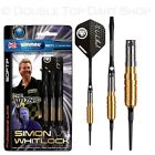 Simon Whitlock Gold / Golden Soft Tip Darts by Winmau - New 2014 Barrel Design