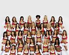 SANFRANCISCO 49ERS CHEERLEADERS 05 (AMERICAN FOOTBALL) PHOTO PRINT 05A
