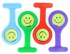 Brand New Smiley Face Silicone Nurse Fob by BOXX  image