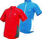 Dare2b Race Away Kids Cycle Jersey T-Shirt Boys Cycling Top DKT013