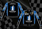 2015 Dale Earnhardt Jr Nationwide Mens Black  Nascar Jacket-JH IN THE UK