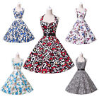 Plus Size mother of the bride Ballgown vintage 50s swing jive rockabilly dresses