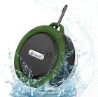 Mini Waterproof Bluetooth Travel Portable Outdoor Camping Shower Hiking Speaker