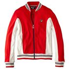 Fila Settanta Vintage Casual Mens Designer IconicTracktop In Chinese Red