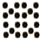 LOT BLACK Home Button Keypad Part for iPod Touch 4th Gen 4G 8,16,32,64gbs b163