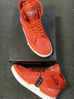 NEW TABOO DELTAH 3008 DECIBEL SNEAKERS RED WHITE SILVER *THE BLACK EYED PEAS*