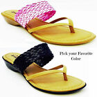 Bartolini Shoes 100% Man Made in Italy Fashionable Flip Flops Sandals