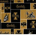 Fleece NCAA Themed Blankets *Baby&Adult* *Various themes*